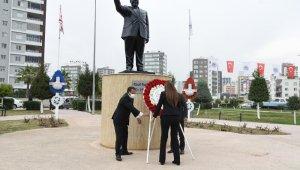 Rauf Denktaş ve Dr. Fazıl Küçük, Toroslar'da törenle anıldı