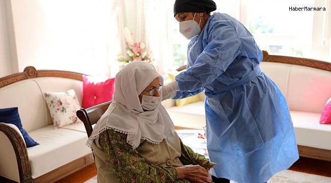 Samsun'da 33 binin üzerinde kişi korona aşısı oldu
