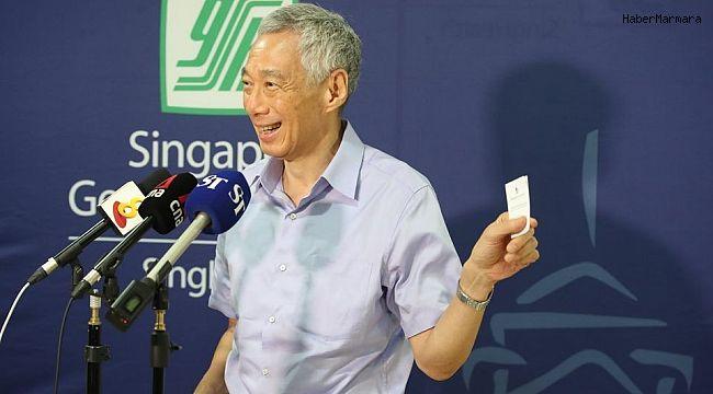 Singapur Başbakanı Loong korona aşısı oldu