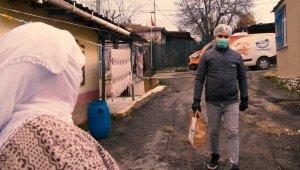 Sultangazi Belediyesinden sıcak yemek
