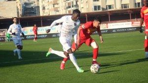 Süper Lig: A. Hatayspor: 0 - Y. Malatyaspor: 0
