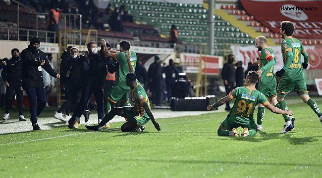 Süper Lig: Aytemiz Alanyaspor: 4 - MKE Ankaragücü: 3