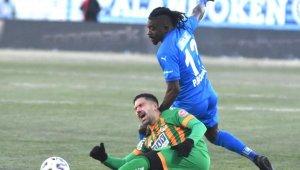 Süper Lig: BB Erzurumspor: 1 - Alanyaspor: 0