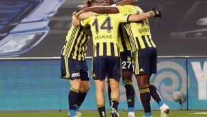 Süper Lig: Fenerbahçe: 1 - Hes Kablo Kayserispor: 0