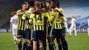 Süper Lig: Fenerbahçe: 2 - Ankaragücü: 0