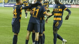 Süper Lig : MKE Ankaragücü: 1 - Kasımpaşa: 0