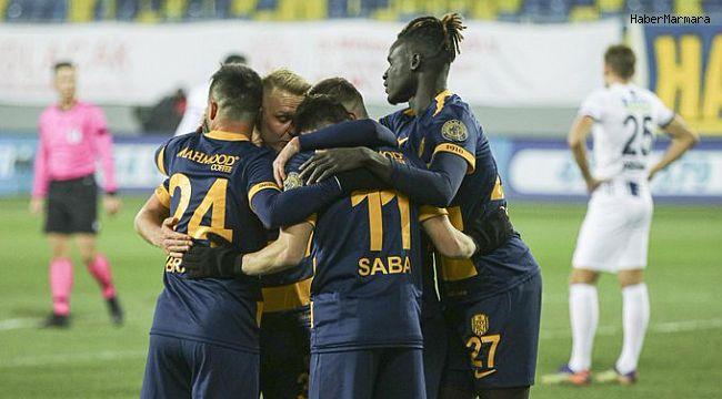 MKE Ankaragücü 1 - 0 Kasımpaşa