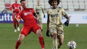 Süper Lig: Sivasspor: 1 - Fenerbahçe: 1
