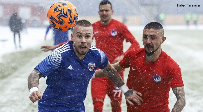TFF 1. Lig: Ankaraspor: 1 - Ankara Keçiörengücü: 0