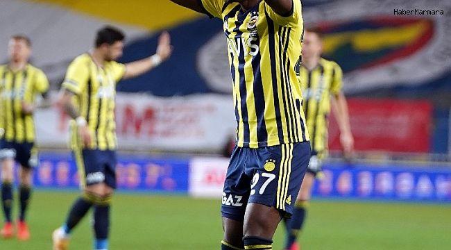 Thiam'dan 1 gol 1 asist