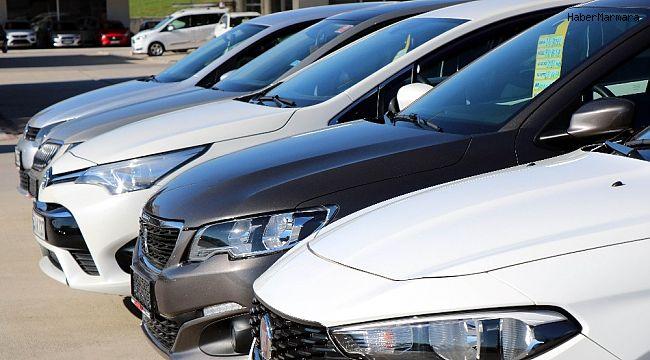 TUİK 2020'de trafiğe kaydı yapılan taşıt sayısını açıkladı