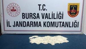 Uyuşturucu haplar 'Takip'ten kaçamadı