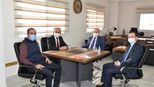 Vali Karadeniz, Turgutlu OSB toplantısına katıldı