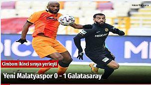 Yeni Malatyaspor 0 - 1 Galatasaray