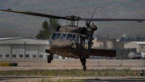 ABD'de Ulusal Muhafızları taşıyan helikopter düştü: 3 Ulusal Muhafız öldü