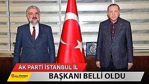 AK Parti, İstanbul İl Başkanı adayını açıkladı