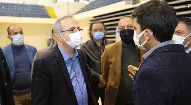 AK Parti İzmir İl Kongresinde geri sayım