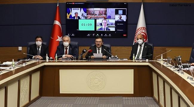 """Altınok: """"Ermeni iddialarını AGİT PA'da yanıtladık"""""""