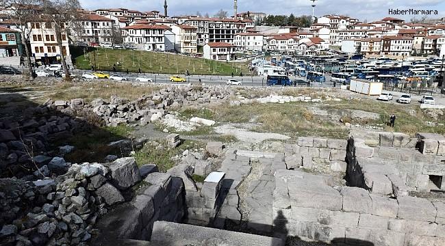 Başkent'in tarihi mirası yeniden ayağa kalkacak