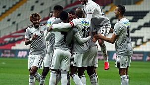Beşiktaş 3 - 0 Y. Denizlispor