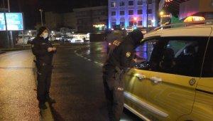 Diyarbakır'da 56 saatlik sokağa çıkma kısıtlamasıyla denetimler başladı