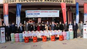 Gaziantep okulları normalleşmeye hazır