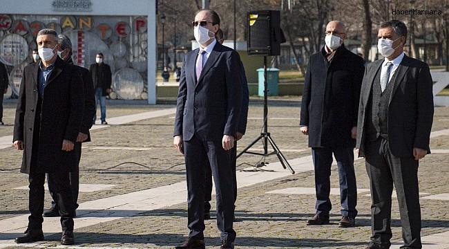Gaziantep'te Vergi Haftası kutlandı