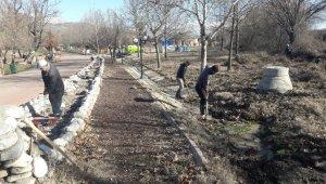 Gölbaşı'nda Tabiat parkı yenileniyor