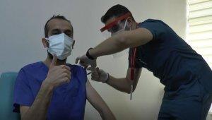 Güneydoğu'da aşı vurulanların sayısı yarım milyona yaklaştı
