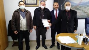 Hayırsever vatandaş TDV'na arsa bağışladı