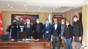 İşçi dostu Başkan Tekin'e, işçiler teşekkür ettiler