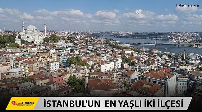 İstanbul'un en yaşlı iki ilçesi