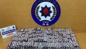 İzmir'de uyuşturucu operasyonlarında 23 tutuklama