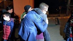 Kızını taciz eden adamı öldüren baba cezaevinden çıktı