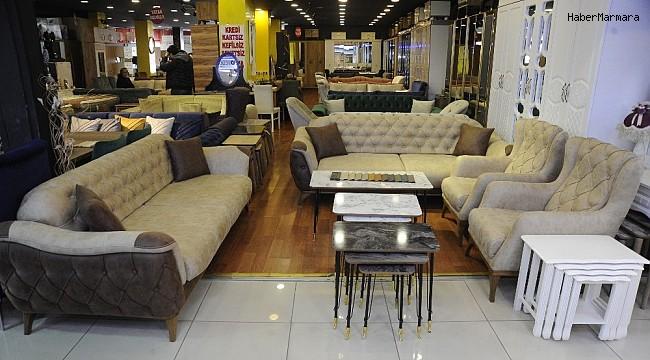 Sokağa çıkma kısıtlamaları spot mobilya piyasasında durgunluğa neden oldu