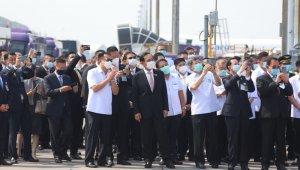 Tayland'a Covid-19 aşılarının ilk kısmı ulaştı