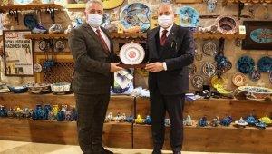 TBMM Başkanı Şentop, Kapadokya'da
