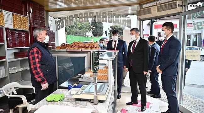"""Vali Yılmaz: """"Osmaniye vaka sayısı oranlamasında yüksek çıktı"""""""