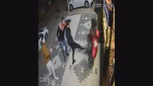 'Acılı çiğ köfte dayağı' olayının yaşandığı dükkana saldırı