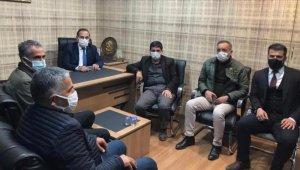 AGAD Yönetimi Başkan Dağtekin ile bir araya geldi