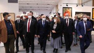 ATO Başkanı Baran ArtAnkara Fuarı'nın açılışına katıldı