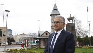 Başkan Büyükkılıç ile Büyükşehir'de iki yıl