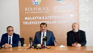 Başkan Gürkan'dan MGTC'ye hayırlı olsun ziyareti