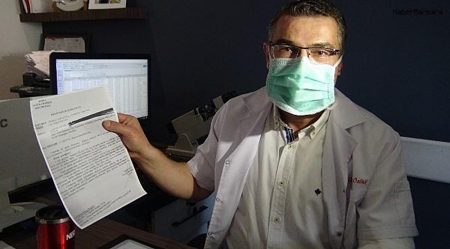 Bursalı doktora 14 Mart Tıp Bayramı'nda Tabipler Odası'ndan haciz şoku