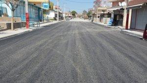 Büyükşehir Belediyesi, Tarsus Cemal Gürsel Caddesini yeniledi