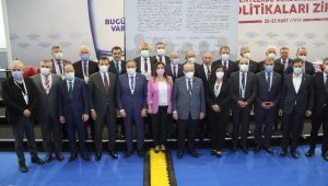 CHP'li 11 büyükşehir belediye başkanı suyun doğru kullanımı hakkında manifesto imzaladı
