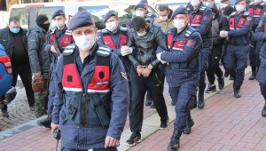 DEAŞ operasyonu: 5 şüpheli yakalandı