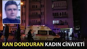 Denizli'de Kan Donduran Kadın Cinayeti!