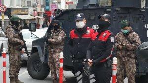 İstanbul'da 11'inci Yeditepe Huzur uygulaması yapıldı