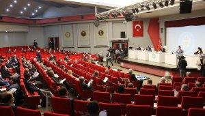 Manisa Büyükşehir Belediyesi Mart Ayı Meclisi toplandı